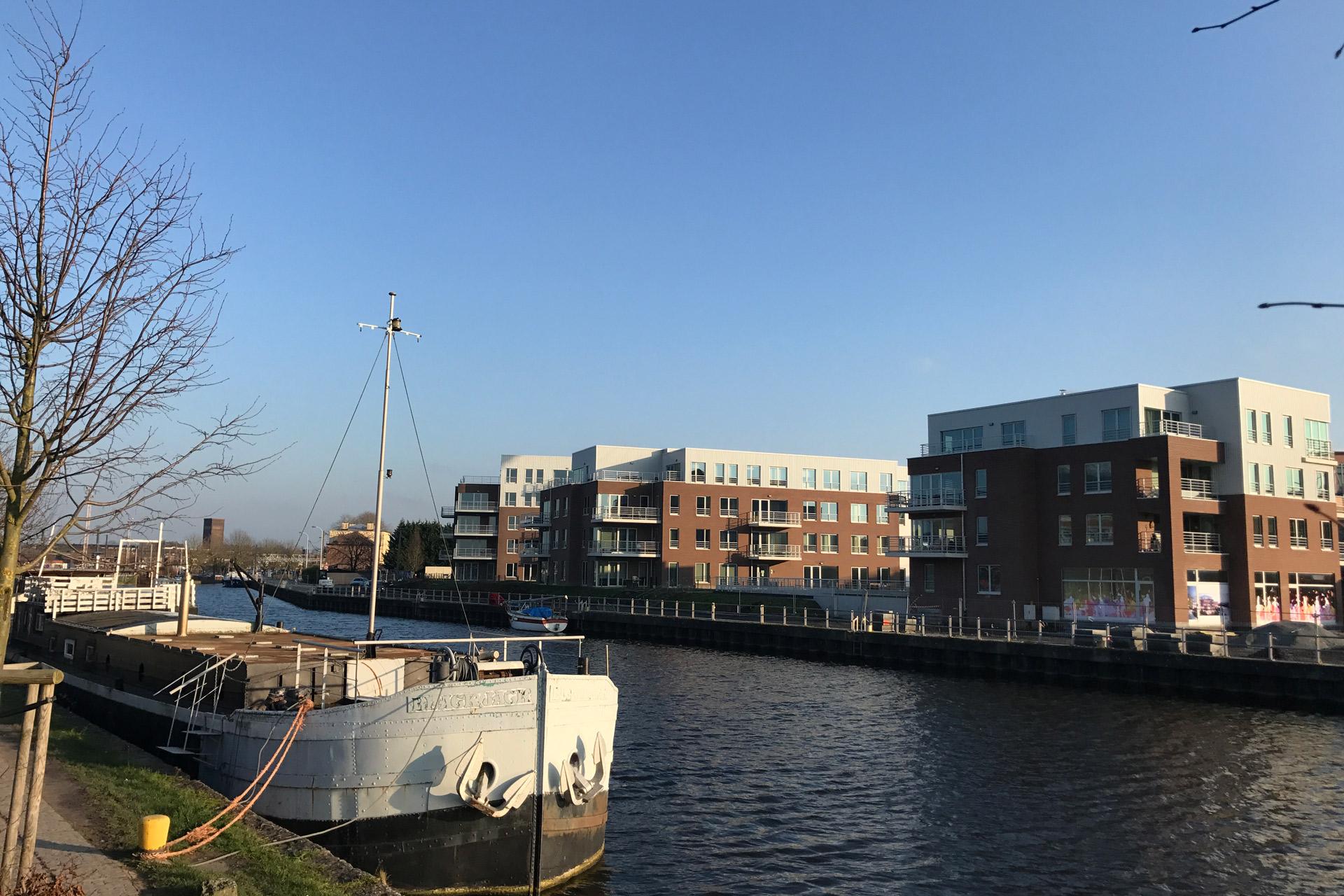 ATENOR Projet La Sucrerie Ath Vue Canal