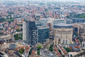 The One – Brussels – main